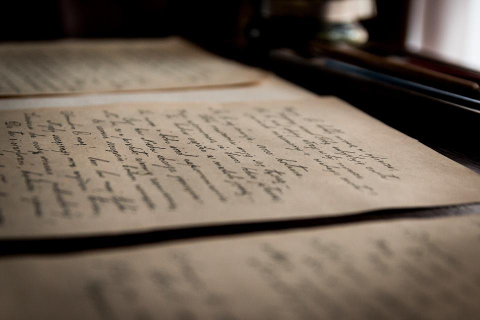 scrisori amor